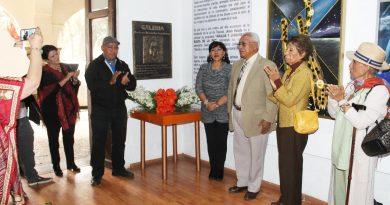 Conmemoran en la capital Aniversario Luctuoso de Desiderio Hernández Xochitiotzin