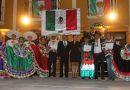 Encabezó Anabell Ávalos Grito de Independencia en Atempan y Tepehitec