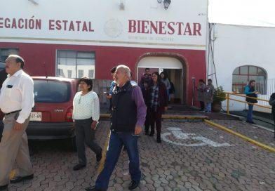 Bienestar participó en macrosimulacro en Tlaxcala