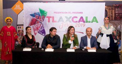 """Invitan a familias de Puebla a """"Tlaxcala Feria 2019"""""""