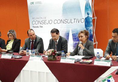Reconoce LCC cobertura del 99.74% a CFE en Tlaxcala