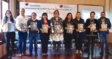 Presentan proyectos de fomento económico y turístico en la capital