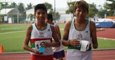 Suma 19 medallas delegación tlaxcalteca que participa en Paralimpiada