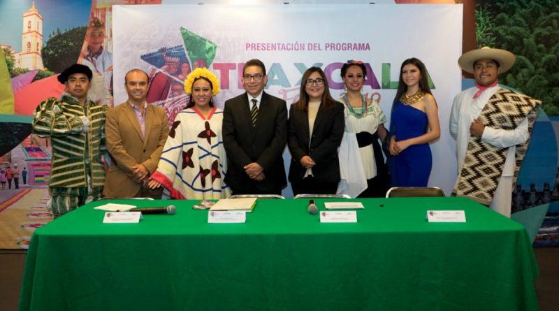 "Presentan ""Tlaxcala Feria 2019"" en CDMX"