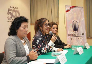 """Tlaxcala, sede de la semifinal del concurso """"Cocinero del año 2019"""""""