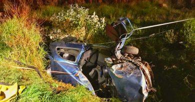 Rescatan vivos a tres en la Autopista Tlaxcala-Puebla