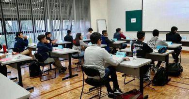 Tlaxcaltecas  participan en la 33° Olimpiada Mexicana de Matemáticas
