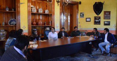 Trabaja SECTURE para mantener como Pueblos Mágicos a Huamantla y Tlaxco