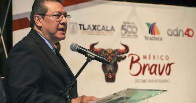 La tradición taurina es parte esencial de la cultura tlaxcalteca: Marco Mena