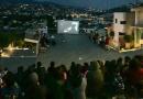 Ofrecerán función de Cine al Aire Libre en la Capital