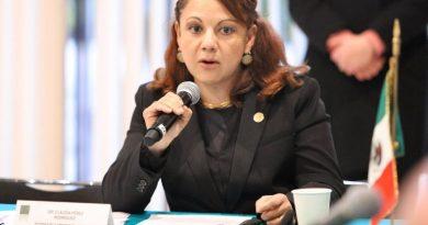 Plantea Diputada Federal Claudia Pérez frenar fenómeno migratorio con políticas públicas en materia económica