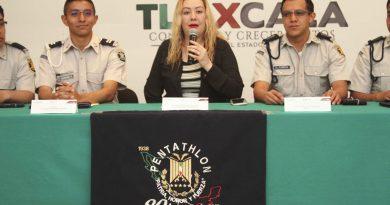 Tlaxcala, Sede del XXXIV Concurso Nacional de Escoltas de Bandera: SECTURE