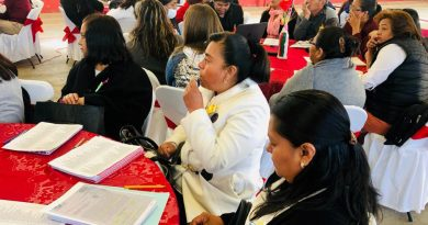 SEPE imparte taller a docentes de educación indígena
