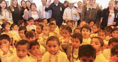Conmemora SEPE en Ixtenco Día Internacional de la Lengua Materna