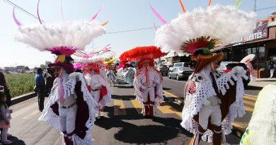 """Con alegría y diversión inicia el """"Carnaval en Acuitlapilco 2020"""""""