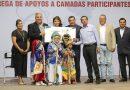 Entrega gobierno del estado apoyos económicos a camadas del «Carnaval Tlaxcala 2020»