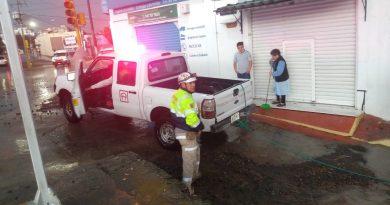 Brinda CEPC apoyo a la población tras lluvia en Tlaxcala