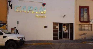 Trabaja Capam a marchas forzadas para restablecer servicio en la Loma Xicohténcatl
