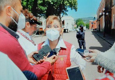 """Reconoce María Luisa Albores labor de técnicos y facilitadores del programa """"Sembrando Vida"""