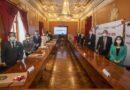 Marco Mena invita a integrantes del Parlamento Juvenil 2020 a convertirse en líderes responsables