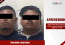 Aprehende PGJE a dos sujetos probablemente involucrados en el robo a un hospital en Apizaco