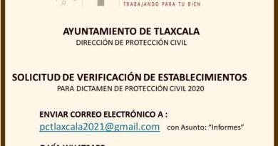 Reanuda Protección Civil emisión de dictámenes en la capital