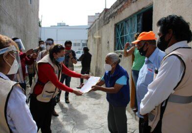 Inicia entrega de cartas de aceptación del Programa Emergente de Vivienda