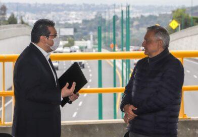Reconoce Presidente López Obrador trabajo coordinado con Gobierno Marco Mena