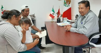 Convoca Joel Molina a jóvenes para integrar una agenda para el desarrollo de Tlaxcala