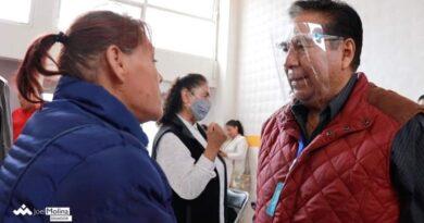 Llama Joel Molina a reconocer aporte de mujeres al avance de Tlaxcala