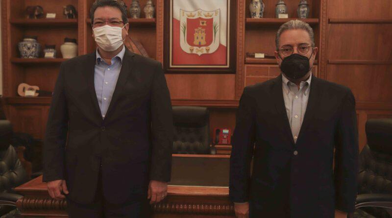 Tlaxcala, sede de Gran Final del Concurso Nacional de Oratoria » México Tiene la Palabra»: Marco Mena