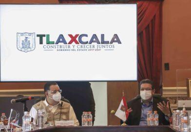 Marco Mena encabeza reunión del coordinación Estado-Federación