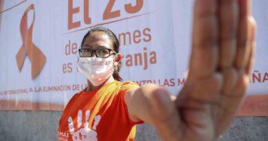 Emprende SEPE- USET campaña «Di no, únete» a favor de la mujer