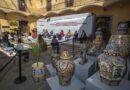Recibe Marco Mena certificado de patrimonio cultural de la UNESCO por Talavera de Tlaxcala