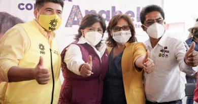 Vamos a detonar la economía en todo Tlaxcala: Anabell Ávalos