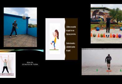 Promueve SEPE-USET educación física a distancia