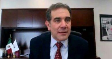 Reconoce Lorenzo Córdova avance firme del proceso electoral concurrente 2020-2021 en Tlaxcala