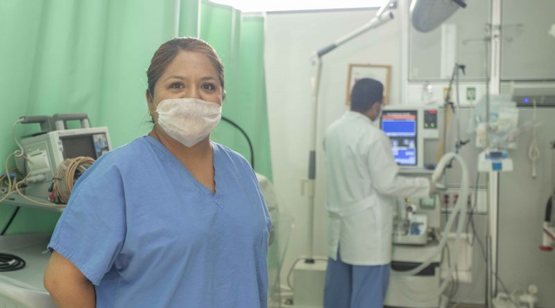 Reconoce SESA labor del personal de enfermería