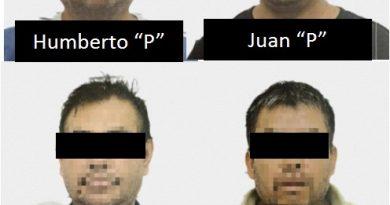 La FGR obtiene vinvulación a proceso de cuatro personas por portación de arma de fuego