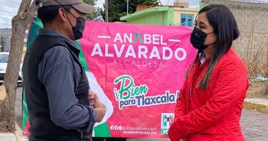 Apoyaremos a las pequeñas y medianas empresas: Anabel Alvarado