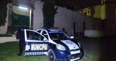 Sufre robo templo católico en Tzompantepec