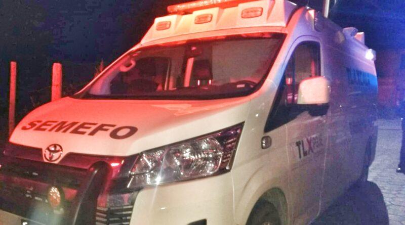Indaga PGJE doble homicidio en Zacatelco