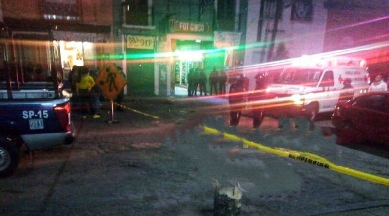 Un muerto y un herido deja hecho violento en Calpulalpan